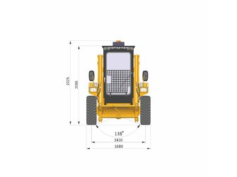 Мини-погрузчик МКСМ-800H