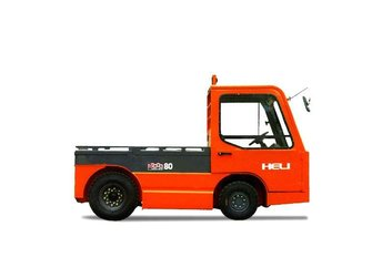 Тягач электрический 3-х опорный Heli QYD80S