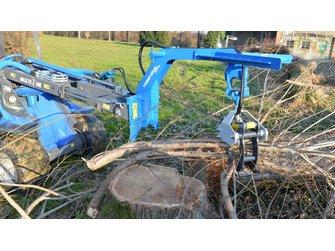 Захват для древесины