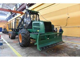Гарантийный срок на лесные машины производства ООО «Амкодор-Онего» увеличен вдвое